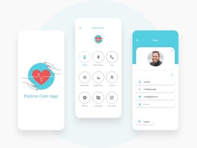 Patient Care App Design
