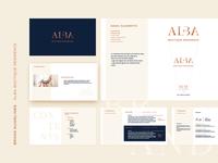 ALBA Residence Brand Manual