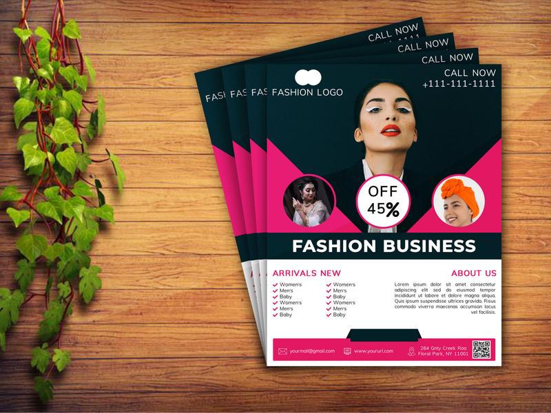 Fashion Flyer Design flyers flyer template flyer artwork flyer flyer design