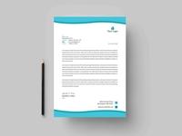 Letterhead 03 letterheads letterhead template print design letterhead letterhead design