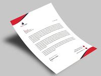 Letterhead 04 letterhead template print design letterheads letterhead letterhead design