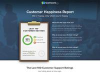 Teamwork.com - Customer Happiness