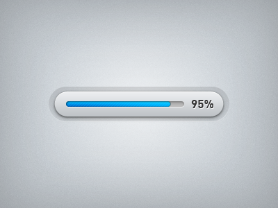 Progress Bar - Freebie progress bar ui load loading preloader free freebie psd