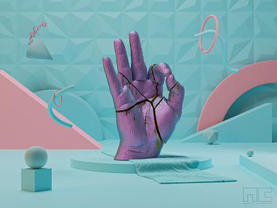 Ok b3d interior 3d concept 3d artist modern 3d art design render blender