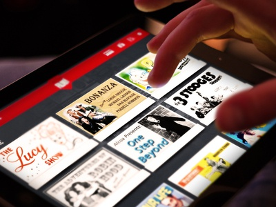 Filmchest iPad App