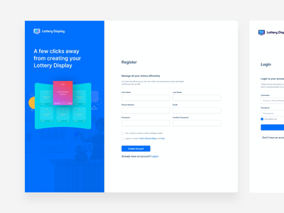 Sign-Up Sign-In Register website lottery login ui register page signup screen signup form signup page signupform register form registered login design login screen login form login page logout login responsive signin signup