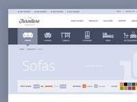 E-commerce Shop Theme