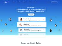 Contact Hub