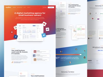 Staylisted Digital-agency Rebrand