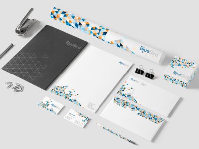 BB Branding and Stationary Design