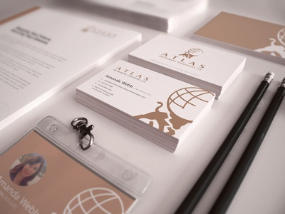 Rebranding and stationery Design