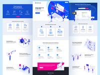 Talentnerds branding and website design