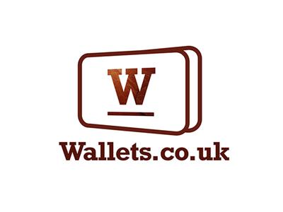 Wallets.co.uk Logo logotypedesign logotype typography illustration design artdirection branding logodesign logo
