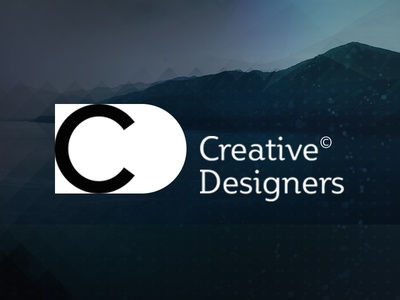 Creative Designers Logo logotypedesign logotype typography design artdirection designers creative blog logodesign logo