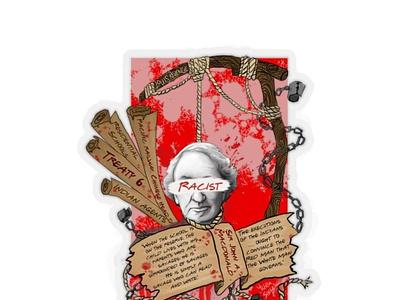 Riel's Revenge metis inuit native american native indigenous racist racism injustice social justice activist activism political illustration design