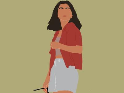 Minimalistic Illustration digital graphic design illustration