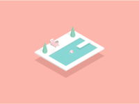 Isometric Pool