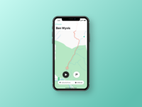 Hiking tracker