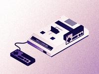 Nintendo - Family computer