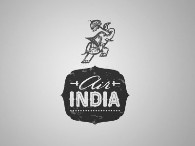 logo air india