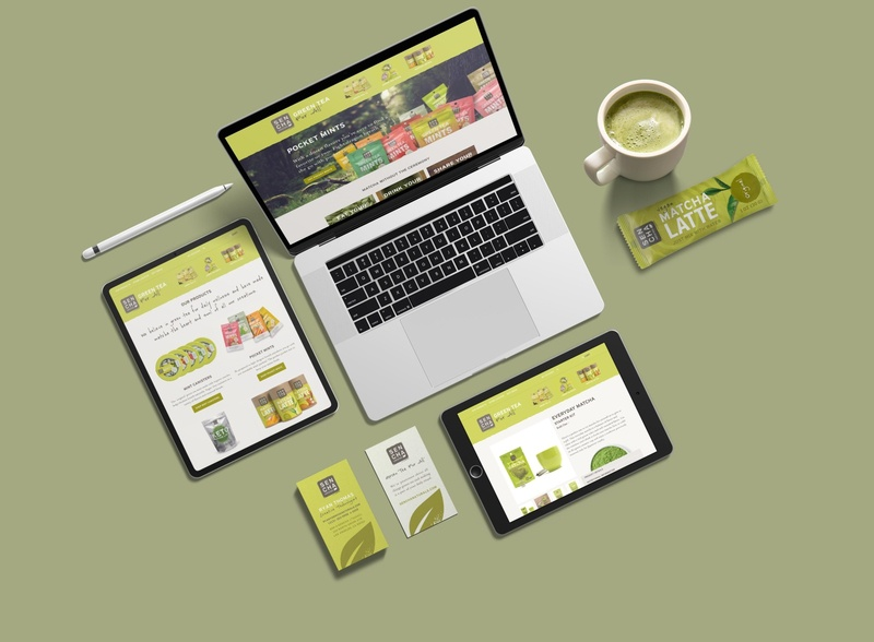 Sencha Naturals - Packaging Design, Photography & Ecommerce design responsive web packaging creative direction art direction print design product photography photography package design packagingdesign branding