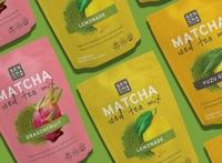 Sencha Naturals - Packaging Design design package design packaging food and beverage brand design creative direction graphic design art direction