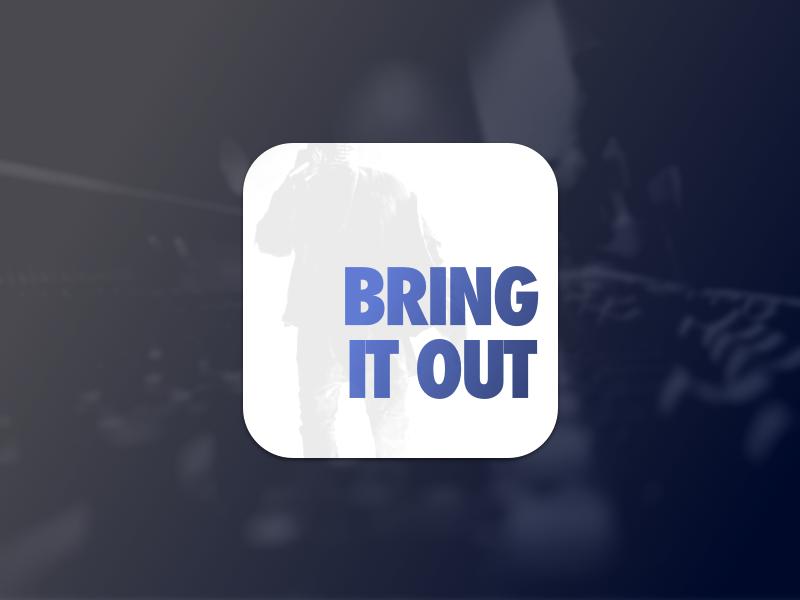 App Icon - Daily UI #005 biggie hip-hop icon app futura 005 dailyui