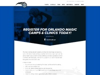 Magic camps mockup