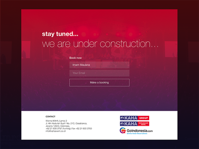 Coming Soon Page coming soon page photoshop design graphic intarface design ux ui design web design