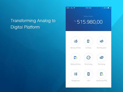 Transforming Analog To Digital analog to digital sms product design mobile design design ux ui
