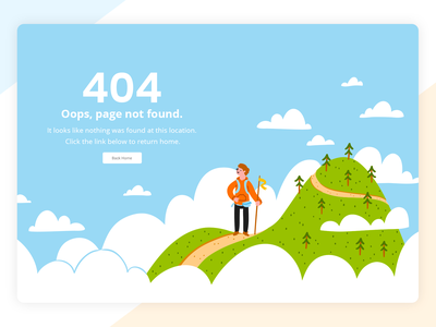404 icon design photoshop ux ui web vector not illustration error found 404