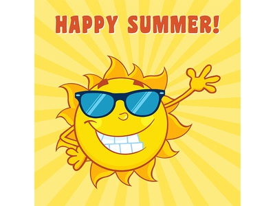 Hello SUMMER! 🌞 🌊🏖🍹