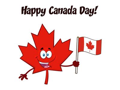 Happy Canada Day! 🇨🇦