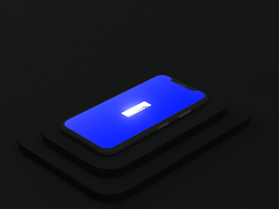 Exchange crypto animation app exchange landing mobile c4d iphone euro bitcoin crypto web ui illustration 3d ae render aftereffects motion animation design