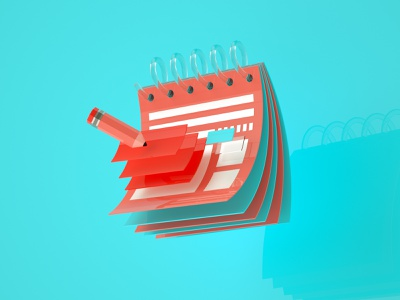 Notes render octane maxonc4d maxon3d maxon live icon dribbble cinema 4d c4dart c4d art artist art 3d 3d