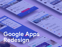 Google Apps Redesign