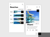 Beaches App