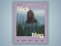 Nick Mag Issue #010 - Summer 2017