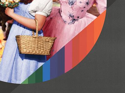 Technicolor judy garland movies classic film film rainbow the wizard of oz technicolor