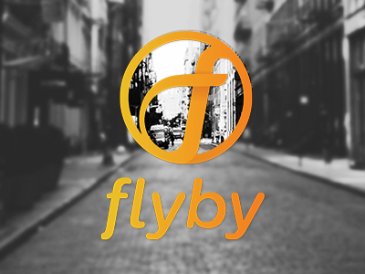 Flyby Media Splash Screen for iOS App
