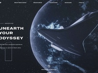 Spaced web concept
