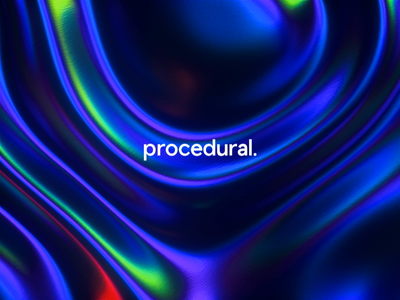 Wavy Colours 🌊 logo design motion visual identity branding identity gif holographic logo typography abstract c4d gradient colours glitch cinema 4d octane animation branding 3d