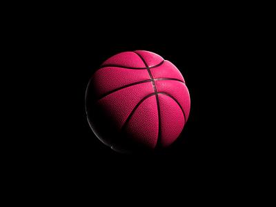 Dribbballs 🏀 cloth simulation inflate sport basketball render 3d model ligthing c4d octane abstract cinema 4d dribbble animation branding 3d