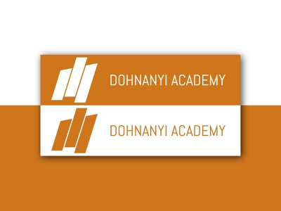 Dohnanyi Academy materclass conducting conductor symphonic symphony branding design orchestra website web design webdesign brand identity music branding brand design logodesign logo design logo