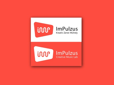 ImPulzus musicschool website web design webdesign singing brand identity music branding brand design logodesign logo design logo