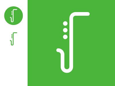 ImPulzus Creative Music Lab saxophone sax instuments instrument icons set icon set icons icon illustration branding design music logodesign brand identity branding logo brand design
