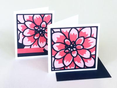 Dahlia gift cards