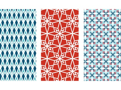North Star Collection patterns