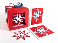 North Star Collection - cards and gift box