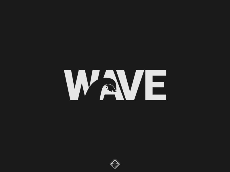 wave logoidea logocreator logoinspiration logotypes logotypedesign logos wavelogo wave logo design logotype negative space logo logotype design icon logodesigner logo logodesign logodaily logo concept branding brand